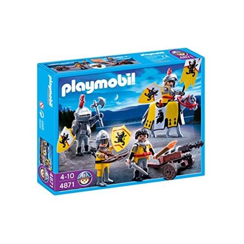 Playmobil Caballeros del León 4871