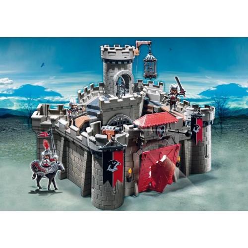 Playmobil Castillo de los Caballeros del Halcón 6001