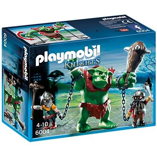 Playmobil Troll con Luchadores 6004