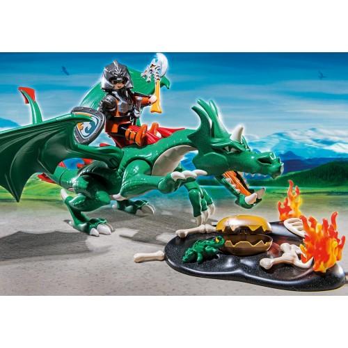 Playmobil Gran Dragón Verde Play Set 6003