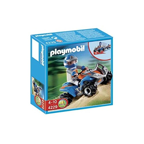 Playmobil Quad de Carreras 4229