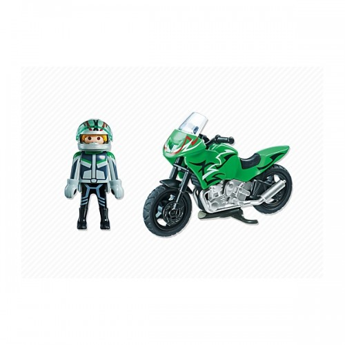 Playmobil Super Bike con Piloto 5524