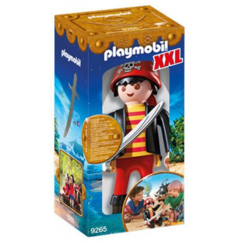 Playmobil Pirata XXL 9265