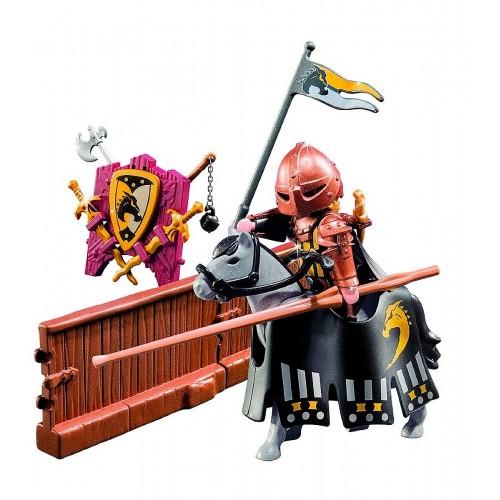 Playmobil Justa del Caballero del Caballo Salvaje 5357
