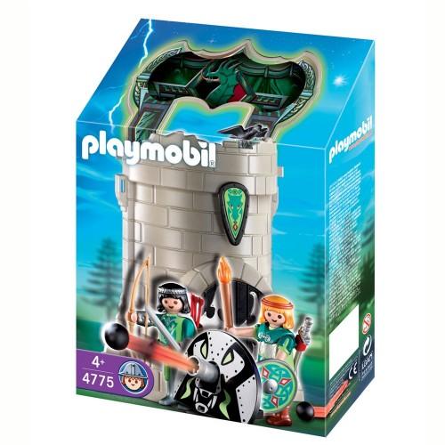 Playmobil Torre de los Caballeros del Dragón 4775