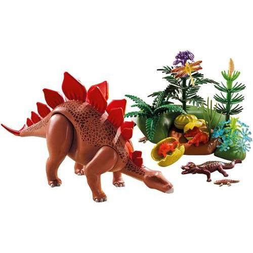 Playmobil Estegosaurius con cría 5232