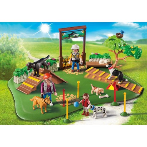 Playmobil Parque de Perros Super Set 6145