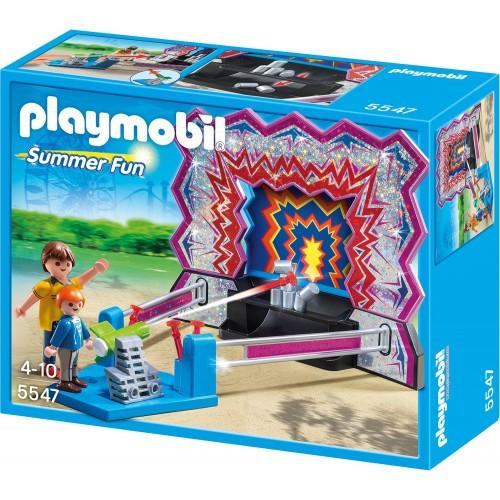 Playmobil Parque de Atracciones Tiro al Blanco 5547