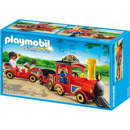 Playmobil Parque de Atracciones Tren de los Niños 5549