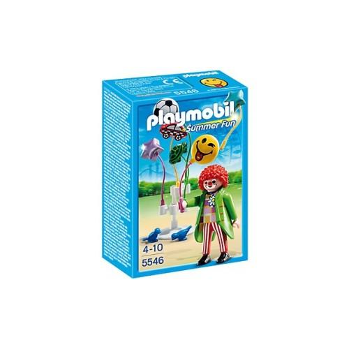 Playmobil Payaso con Globos 5546