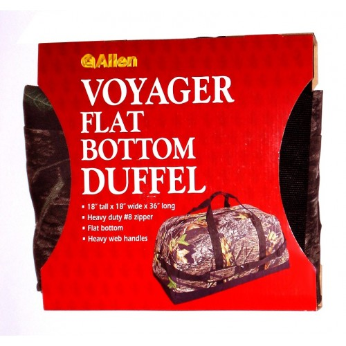 Voyager Flat Bottom