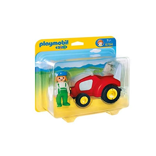 Playmobil Tractor con Agricultor 6794