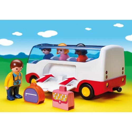 Playmobil Autobús con Pasajeros 6773