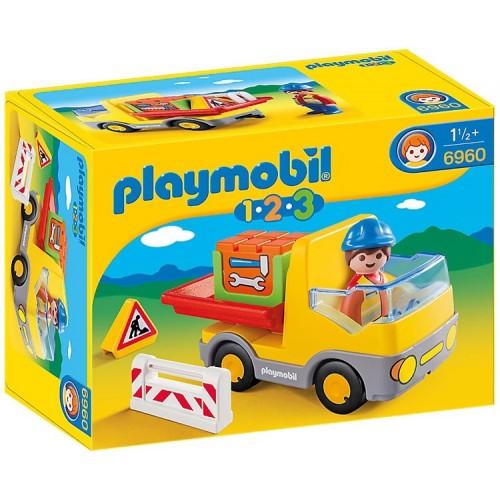 Playmobil Camión de Construcción 6960