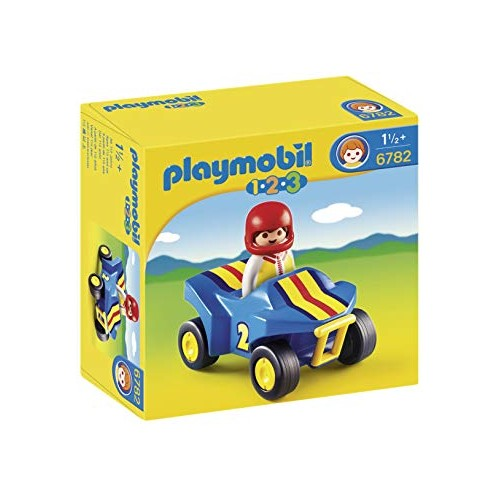 Playmobil Quad de Carreras 6782