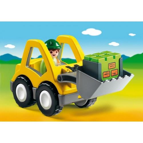 Playmobil Excavadora con Operario 6775
