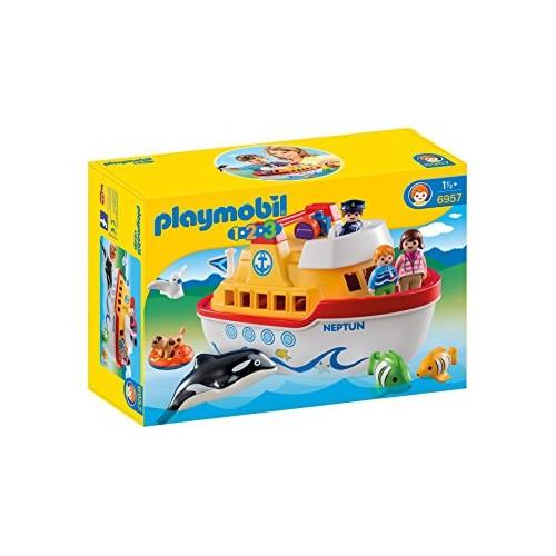 Playmobil Barco Crucero Maletín 6957
