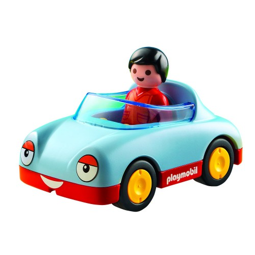 Playmobil Auto Descapotable con Conductor 6790