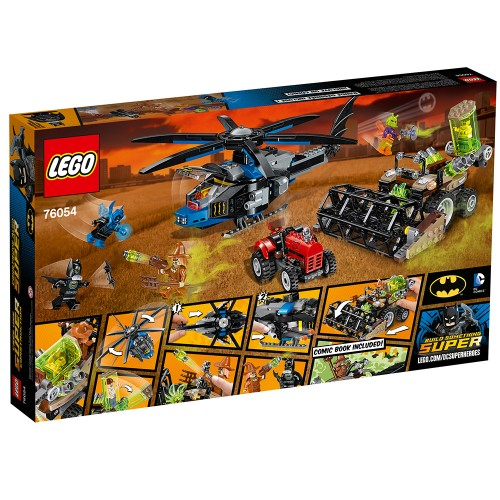 Lego Batman: Scarecrow Harvest of Fear Building Kit 76054