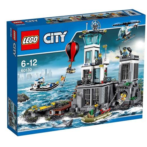 Lego Prisión de la Isla 60130