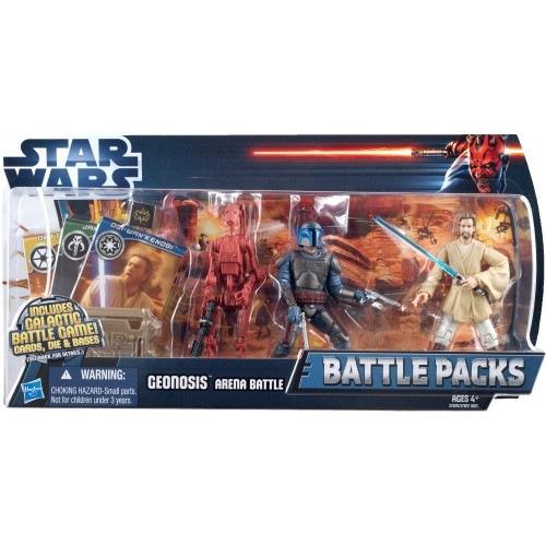 Star Wars Geonosis Arena Battle