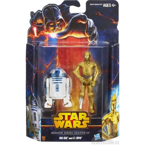 Star Wars R2-D2 + C-3PO