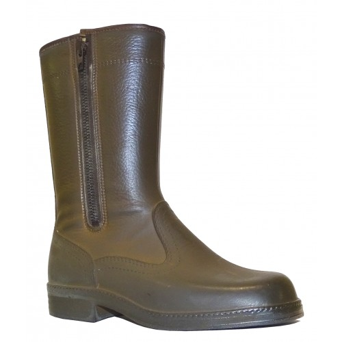 Bota Aigle Buffalo Brown Caucho Natural