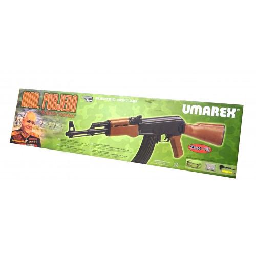 Kalshnikov AK-47 Pobjeda sistema Eléctrico