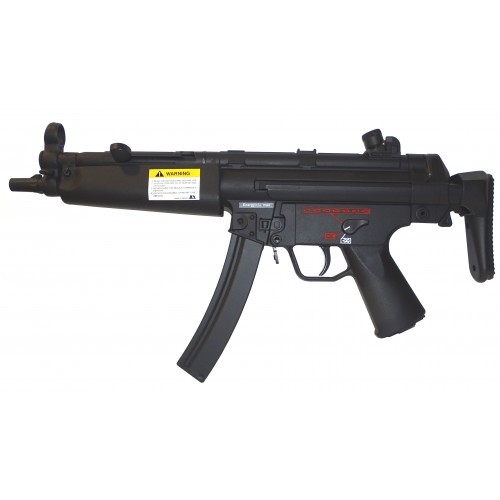 Subfusil A5 Heckler and Koch MP5 6mm Eléctrico