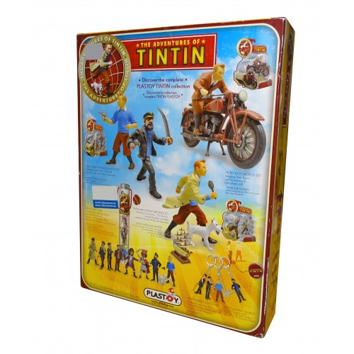 Tintin Play Set Figuras