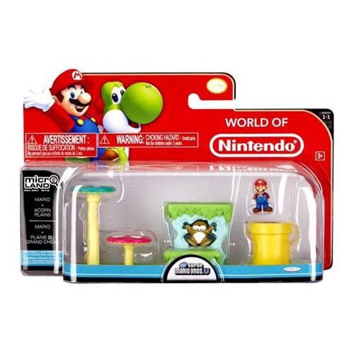 microLAND Mario + Acorn Plains