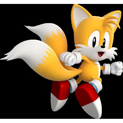 Figura Articulada Tails
