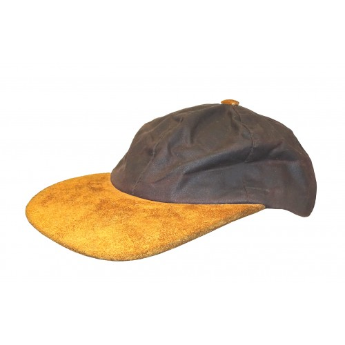 Gorra Barbour Country Devon Brown Impermeable