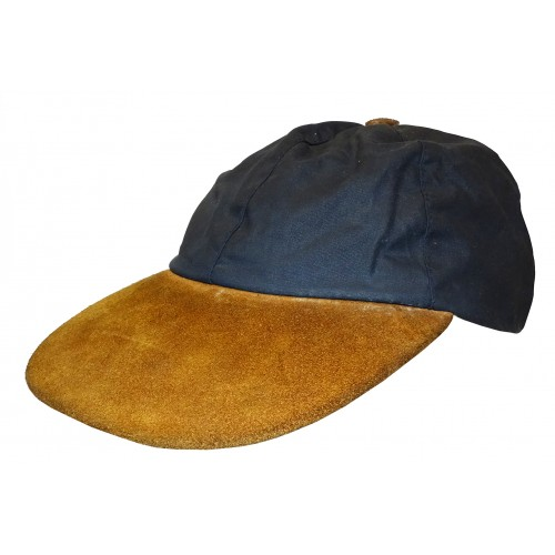 Gorra Barbour Country Devon Blue Impermeable