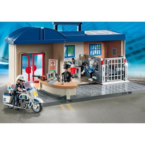 5689 Maletín Comisaría de Policía