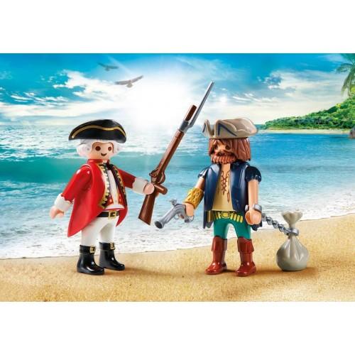 9446 Pirata y Soldado