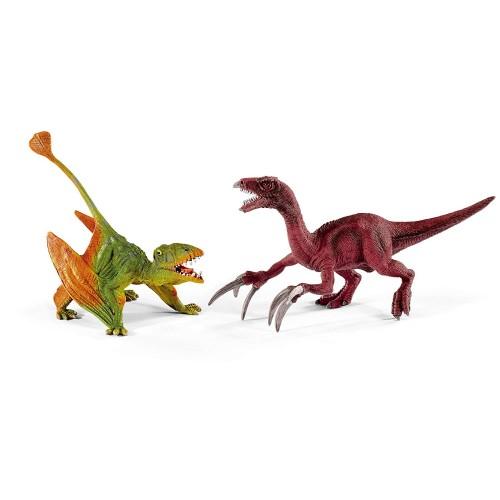 41425 Dimorphodon y Therizinosaurus
