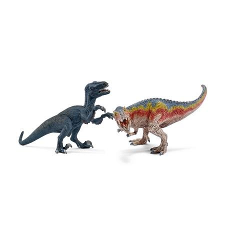 42216 T-Rex y Velociraptor