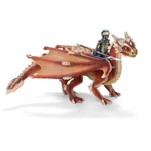 70465 Jinete con Dragón