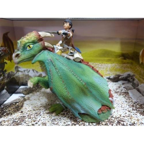 70447 Kishay con Dragón