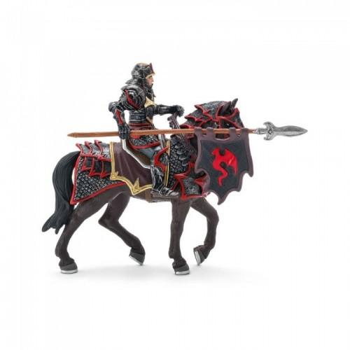 70102 Caballero del Dragón con Estandarte