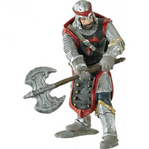 70105 Caballero del Dragón con hacha de guerra
