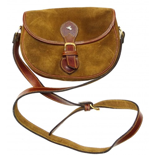 Bolso Suede Brown Country
