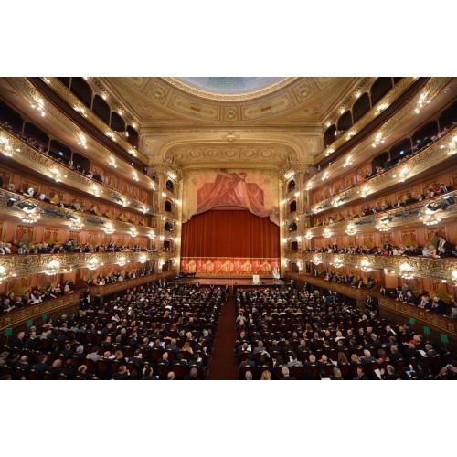 Binoculares Opera Theatre Luxe 3x25