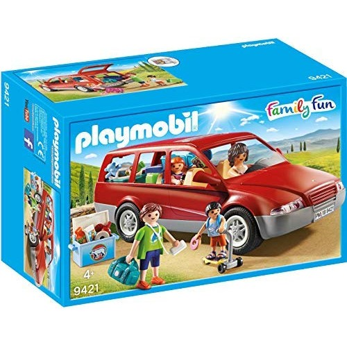Coche Familiar 9421