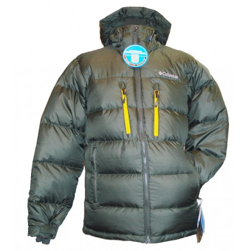 Plumífero Columbia Alaskan II Down Hooded Jacket Talla XL
