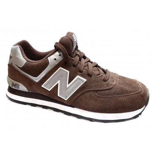 New Balance Brown Line 574