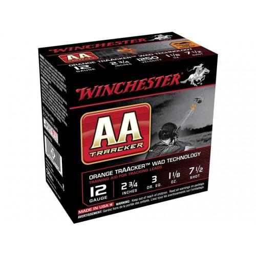 Cartuchos Trazadores AA Traacker Calibre .12