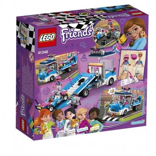Lego 41348 Camión de asistencia y mantenimiento