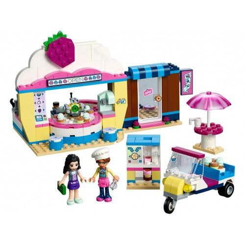 Lego 41366 Cafetería Cupcake de Olivia
